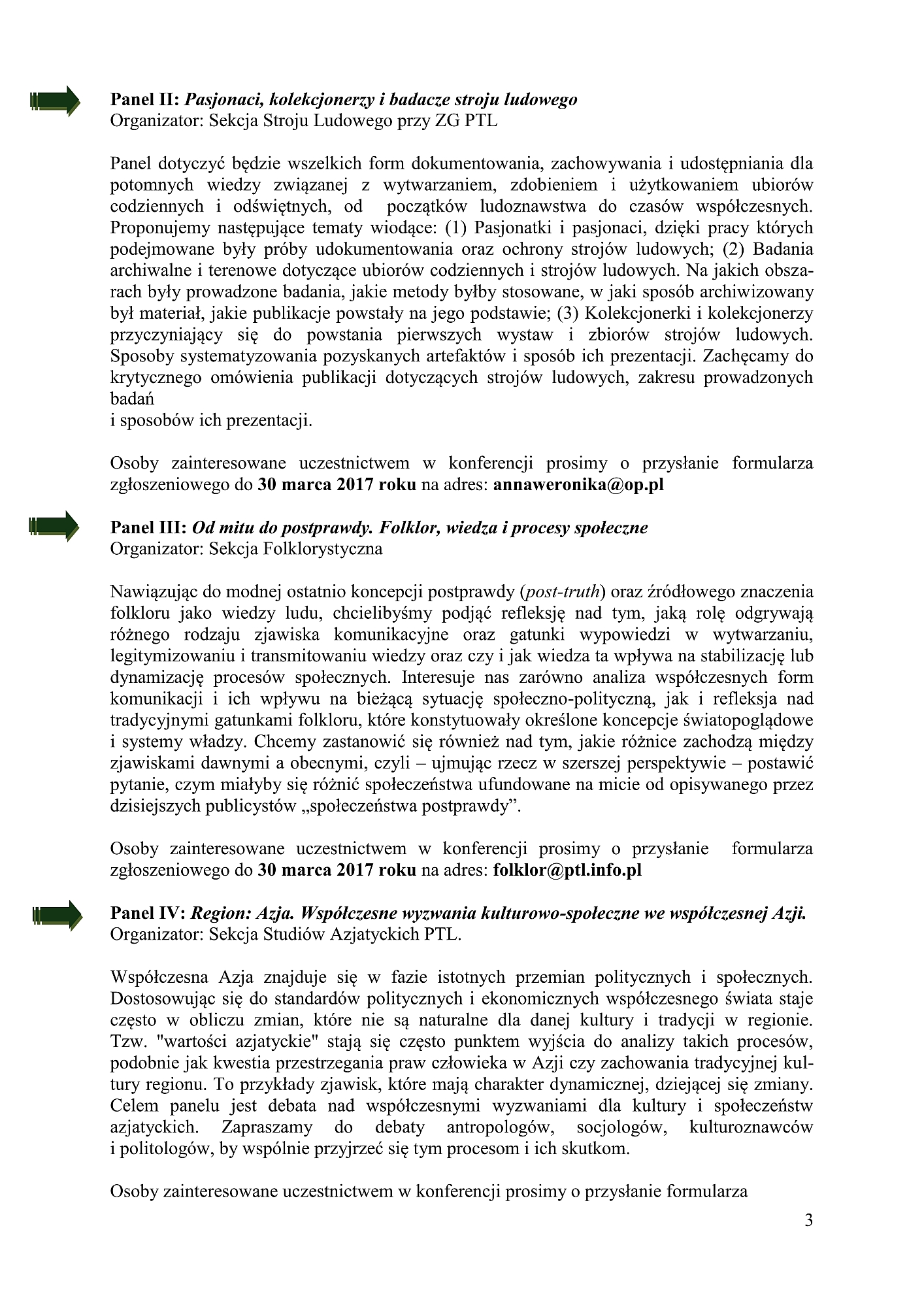 Zaproszenie na Konferencję PTL Gniewino 2017.06.02_03